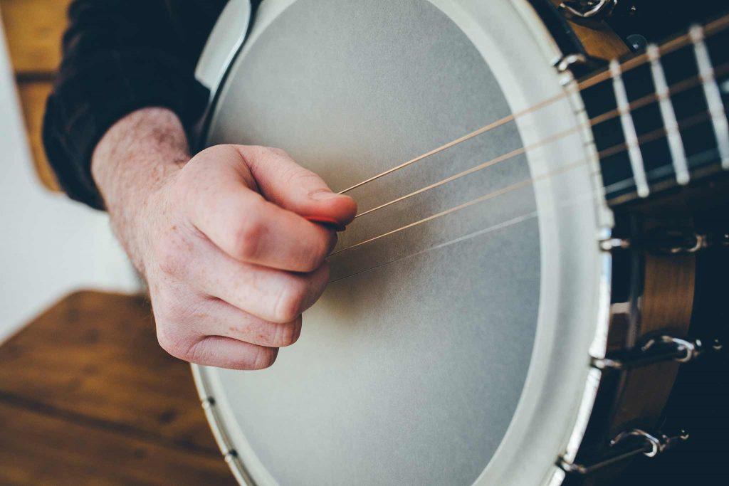 Cas Davey Banjo Cornwall