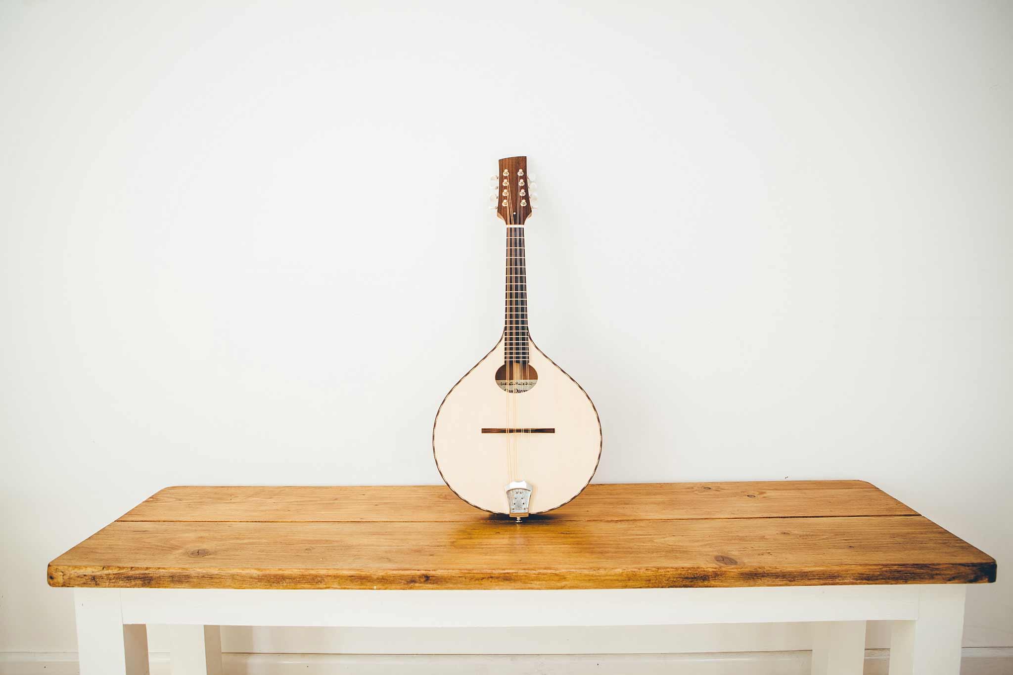 cas davey mandolin