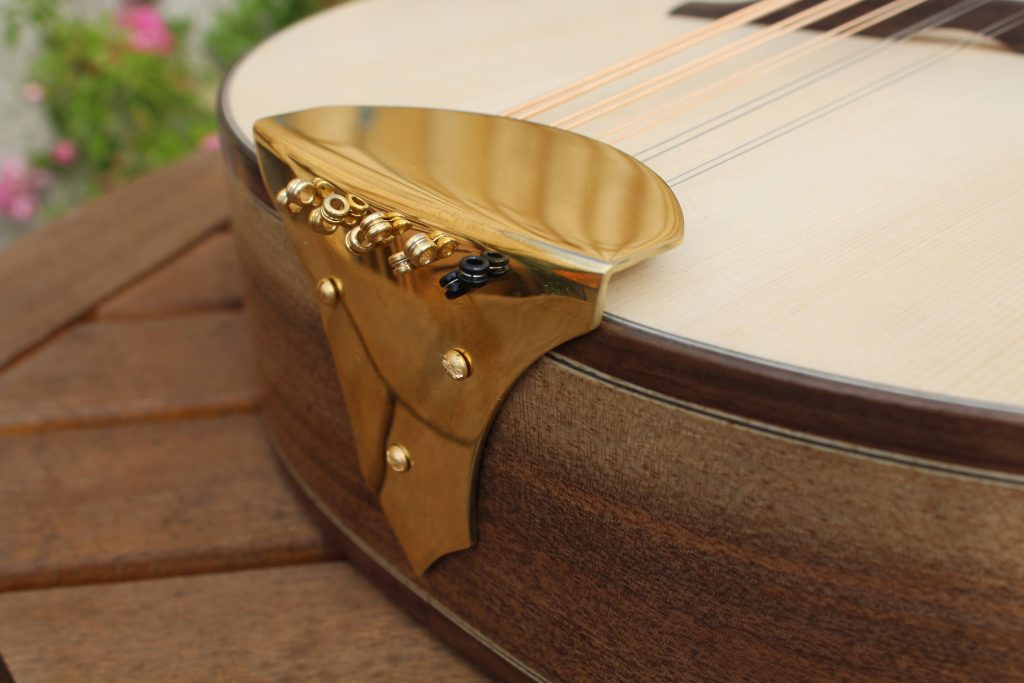 Solid brass Tailpiece